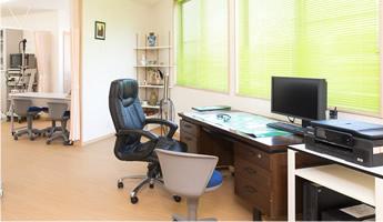 診療室の写真