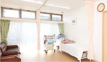 リハビリ室の写真
